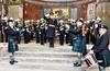 May 21st 2017 Royal British legion (Romford ) band play at the Lee Rigby memorial anniversary
