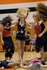 Bennett Poms zombie dance