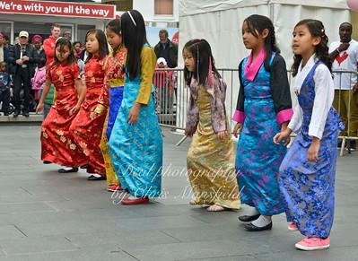 Tibetan Dance 3