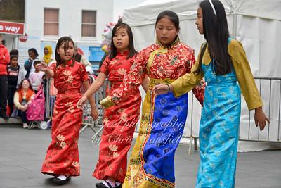 Tibetan dance 1