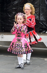 Irish dance troupe 2