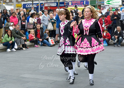 Irish dance troupe 1