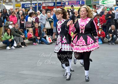 Irish dance troupe 1