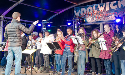 Local young people band