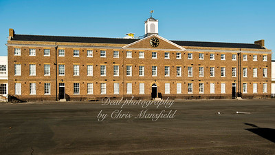 Dec' 13th 2014.  Barracks