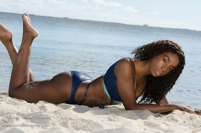 Atlantic City Beach Shoot