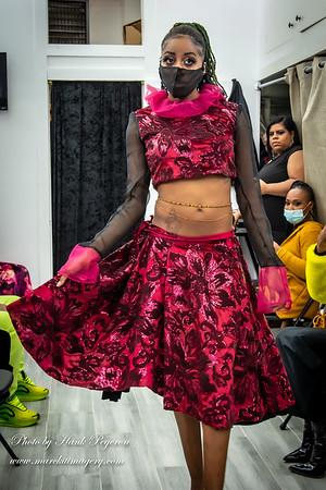 Serrata Couture Grand Opening Fashion Show