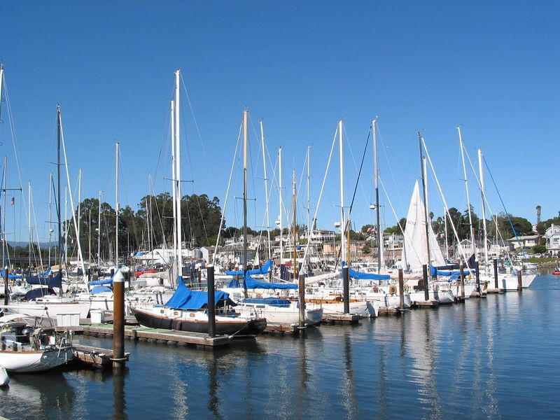 Santa Cruz Harbour