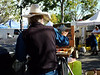 Artist at Farmers Market