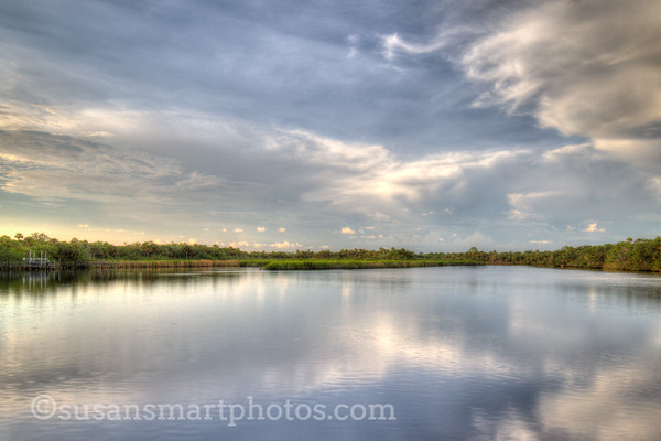 Myakka River Evening
