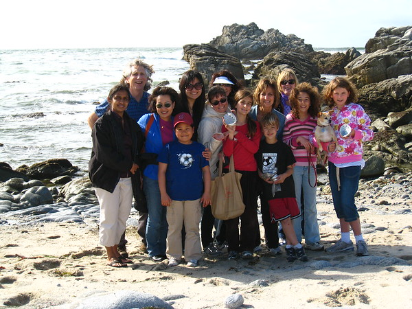 Asilomar Beach - Sept 2010