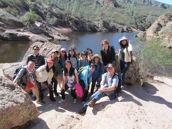 Pinnacles - Mar 2014