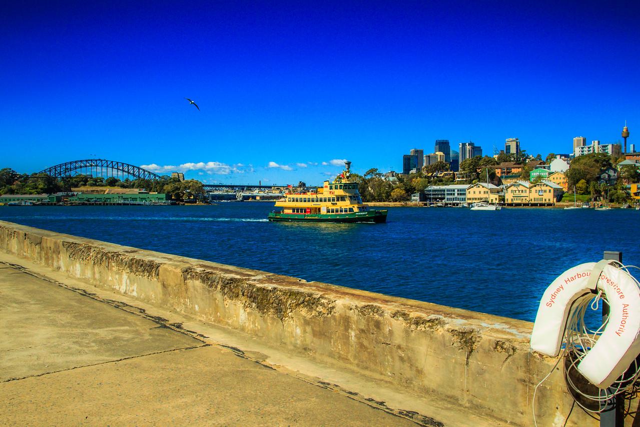 Ballast Point Park, Sydney