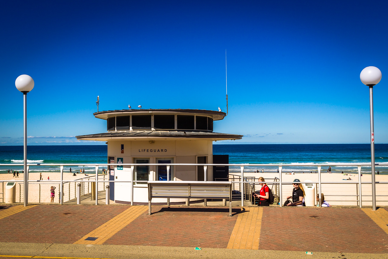 Bondi Beach, Sydney, NSW, Australia
