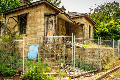 A Gatehouse from the former Gladesville Mental Hospital.