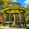 Parramatta, NSW, Australia Rotunda, built 1899.