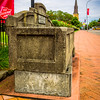 Parramatta, NSW, Australia<br /> One of over 500 horse troughs erected throughout NSW and Victoria, paid for by monies left by George Bills on his death in 1927.