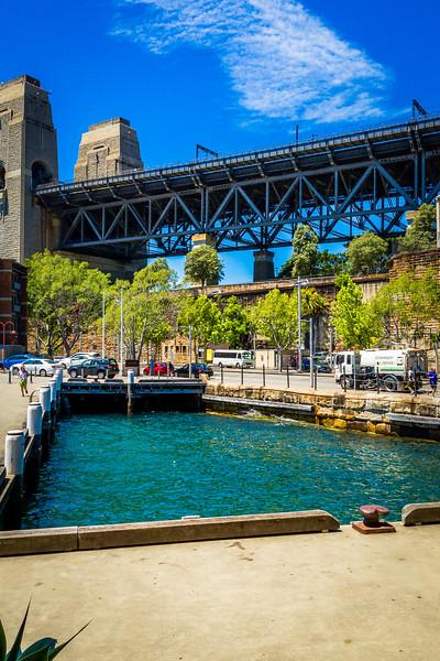 Dawes Point, Sydney, NSW, Australia