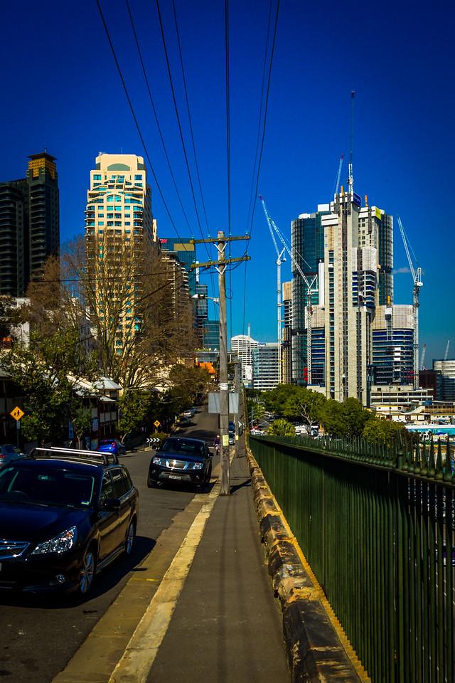 Barangaroo, Sydney, NSW, Australia