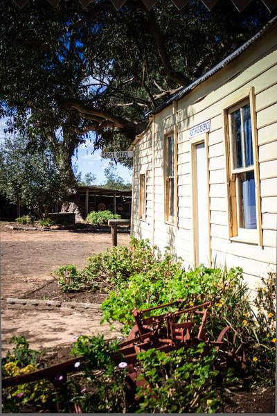 Australiana Pioneer Village, Wilberforce<br /> North Sackville Post Office, 1890.