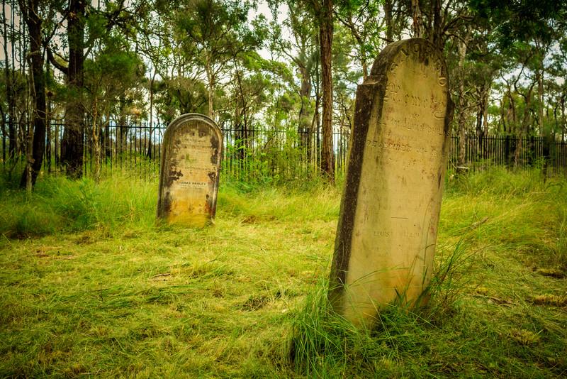 Castlereagh General Cemetery, Australia