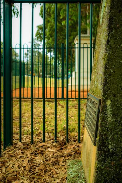Castlereagh Obelisk & War Memorial, Smith Park, Sydney