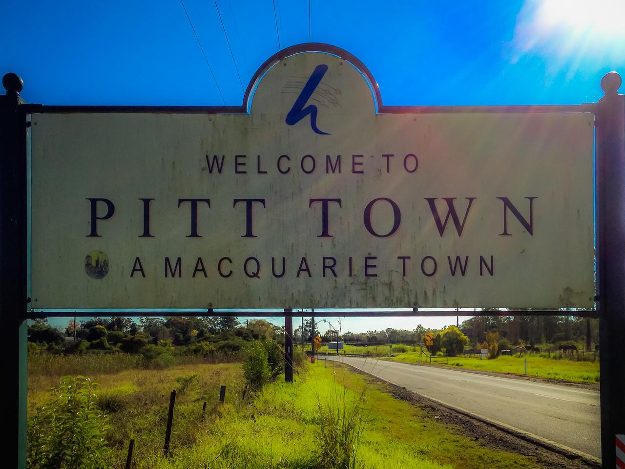 Pitt Town, Sydney