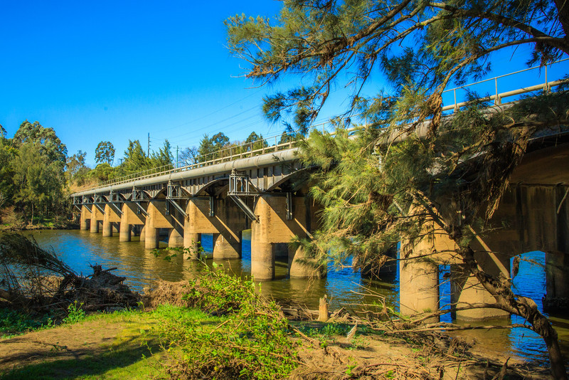 North Richmond Bridge, Australia
