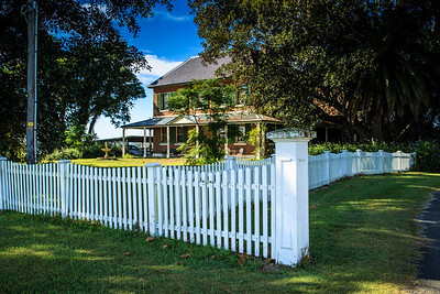 Peninsula House, Windsor, Australia Built in 1845 for John Tebbutt Snr (father of the astronomer). Now lived in by his great-grandson.