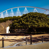 Sydney Olympic Park (formerly part of Homebush Bay), NSW, Australia