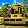 Pavilion Honouring First Crossing of the Blue Mountains, Australia