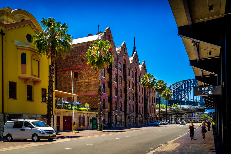 The Rocks, Sydney, NSW, Australia