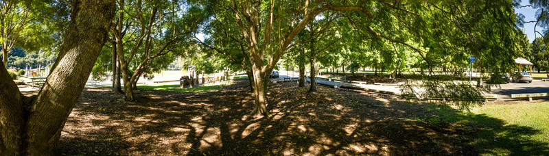 Wiseman's Ferry, Sydney, NSW, Australia<br /> Wiseman's Ferry Park, refurbished and re-opened 16 October 2004.