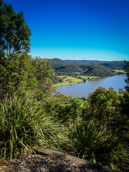 Sydney, Australia<br /> Hawkin's Lookout, next to Old Northern Rd. Great view of the Hawkesbury.
