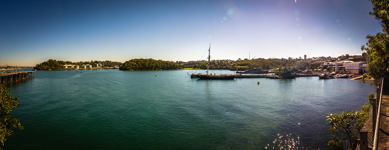 Balls Head Reserve, Waverton, Sydney, NSW, Australia