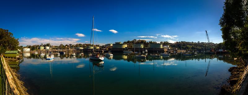 Berry Island, Sydney, NSW, Australia
