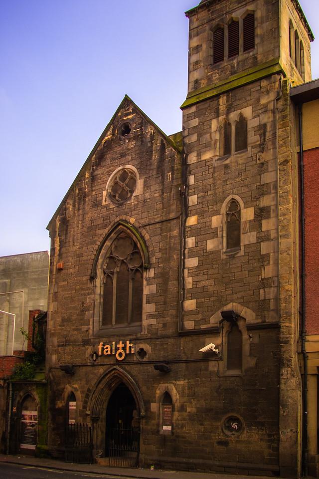Faith Nightlub, Edinburgh