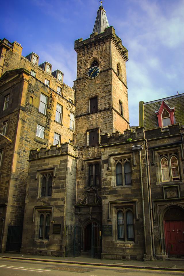 Cowgate, Edinburgh, Scotland