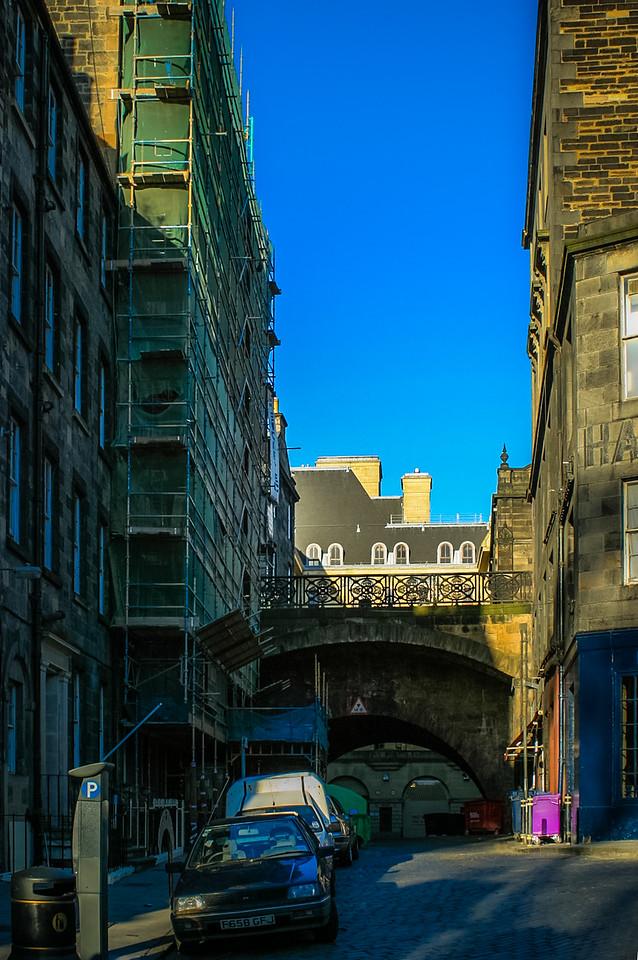 Cnr Merchant St & Candlemaker Row, Edinburgh