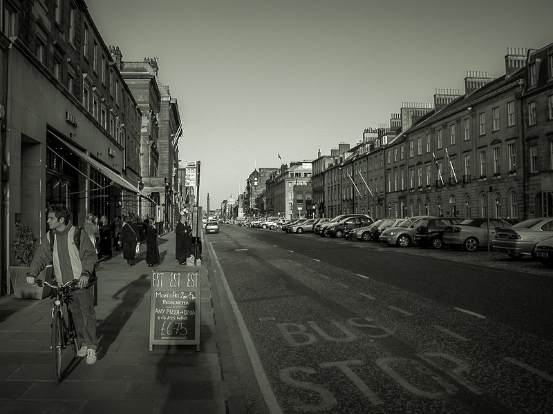 George St, Edinburgh, Scotland