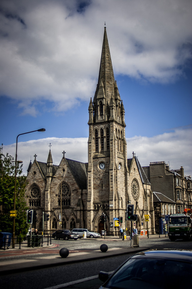 St. Paul's Church, opened in 1863.