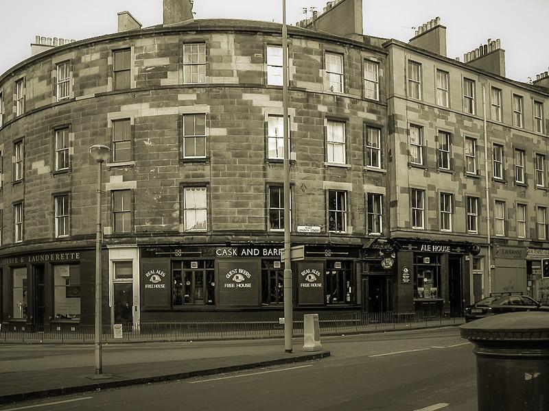 Cask & Barrel, Edinburgh