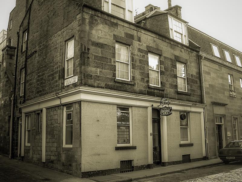 The Oxford Bar, Edinburgh