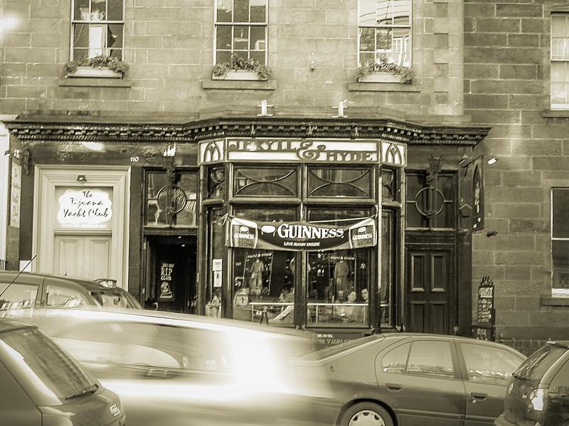 Jekyll & Hyde, Edinburgh
