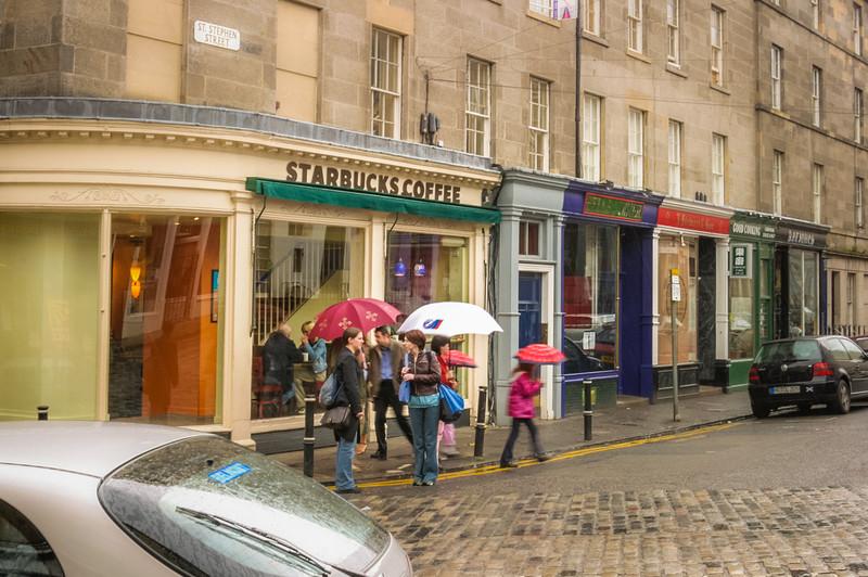 Stockbridge, Edinburgh, Scotland