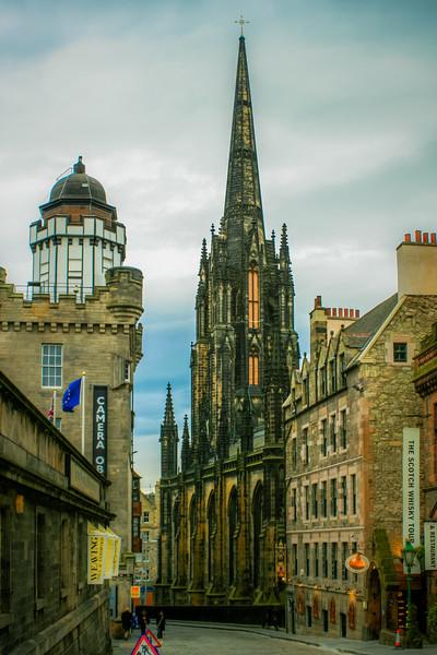 Castlehill, Edinburgh