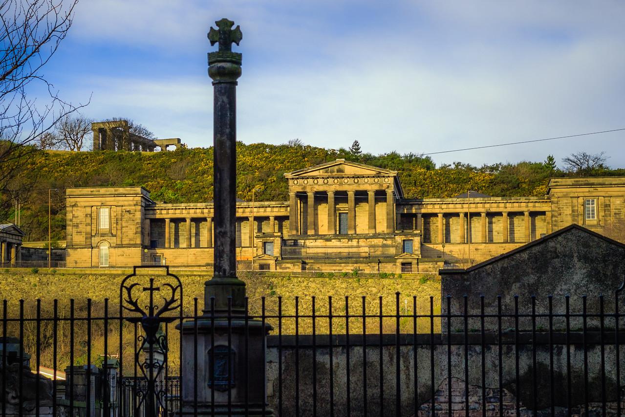 Canongate, cemetery, Edinburgh