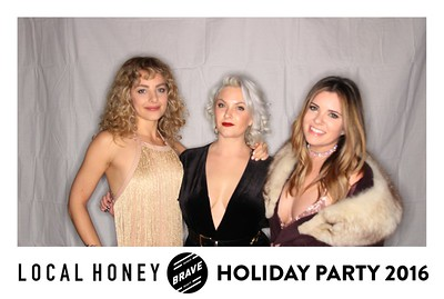 Local Honey Holiday Party 2016