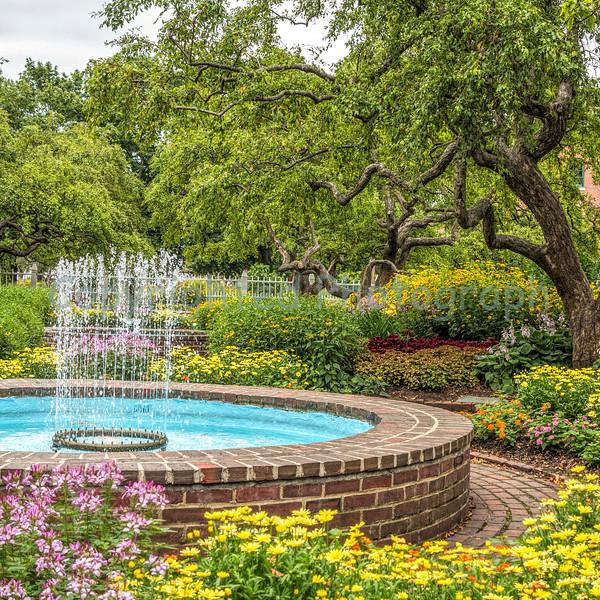 The Gardens At Prescott Park.