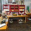Candles, jellies, sauces, dip and soup mixes are just a few of the items available in the country store section.